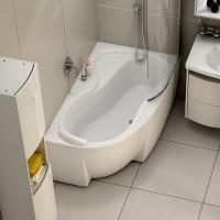 Ванна асимметричная Ravak Rosa 95 150x95 L/R