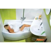 Ванна асимметричная Ravak Avokado 160x75 L/R