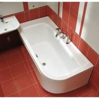 Ванна прямоугольная Ravak Praktik 185x90 L/R