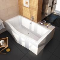 Ванна прямоугольная Ravak Magnolia PU Plus 180x75