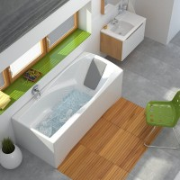 Ванна прямоугольная Ravak You WarmFlow PU Plus 185x85