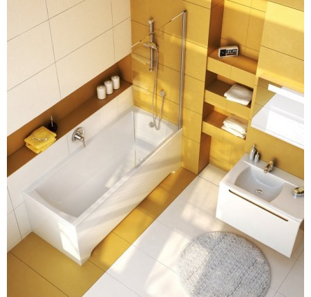 Ванна прямоугольная Ravak Classic 160x70 N