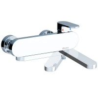Смеситель для ванны Ravak Chrome CR 022.00/150 без лейки