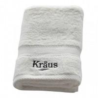Махровое полотенце для лица KRAUS