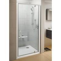 Душевая дверь Ravak Pivot PDOP1-80 03G40100Z1 белый+transparent