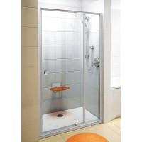 Душевая дверь Ravak Pivot PDOP2-110 03GD0100Z1 белый+transparent