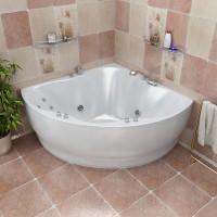 Ванна угловая Triton Лилия 150х150