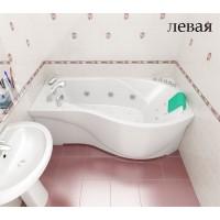 Ванна асимметричная Triton Мишель 170х96 левая / правая