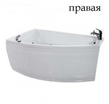 Ванна асимметричная Triton Бэлла 140х75 левая / правая