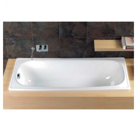 Ванна стальная BLB Европа 160x70 без ножек