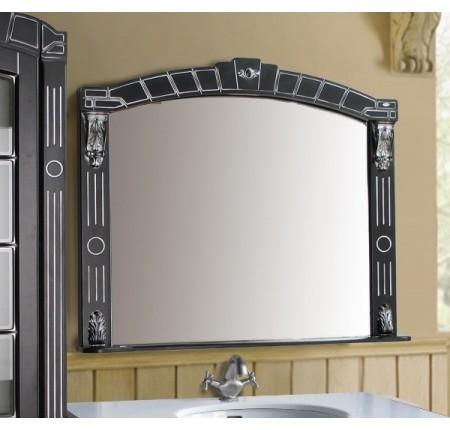 Зеркало Ольвия (Атолл) Alexandria 100 black