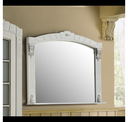 Зеркало Ольвия (Атолл) Alexandria 100 ivori
