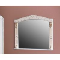 Зеркало Ольвия (Атолл) Alexandria 85 dorato