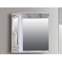 Шкаф зеркальный Ольвия (Атолл) Barcelona 85 rame