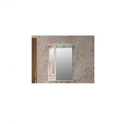 Шкаф зеркальный Ольвия (Атолл) Barcelona 65 rame