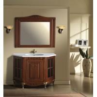 Мебель в ванную комнату Ольвия (Атолл) Verona 120 scuro (комплект)