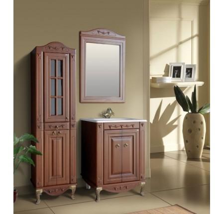 Мебель в ванную комнату Ольвия (Атолл) Verona 65 scuro (комплект)