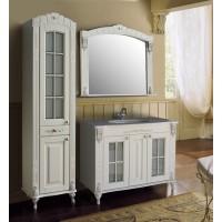 Мебель в ванную комнату Ольвия (Атолл) Alexandria 100 ivory (комплект)
