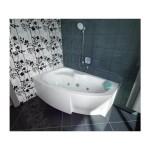 Ванна асимметричная Koller Pool Montana 150х105 L/R