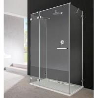 Душевая дверь Radaway Euphoria KDJ+S 383023-01 L/R 1100мм
