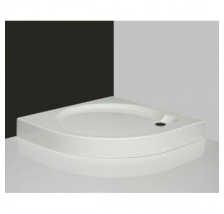 Душевой поддон Koller Pool Classik-P 800x800 полукруглый