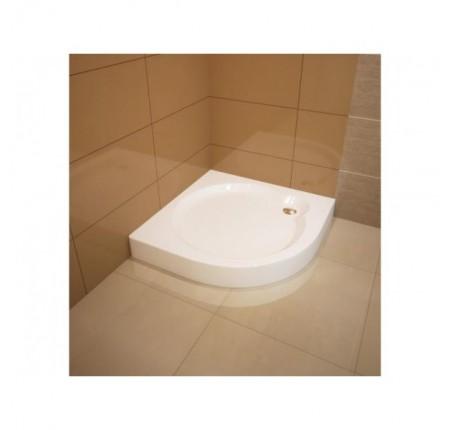 Душевой поддон Koller Pool Tahiti-P 900x900x140 полукруглый