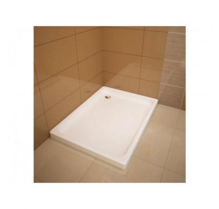 Душевой поддон Koller Pool Flat Kvadro 1200x900x50 прямоугольный