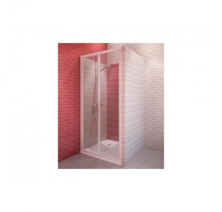 Душевая дверь Koller Pool CDZ2-900 Silver Chinchilla