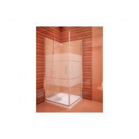 Душевая кабина Koller Pool TCO1-1000 Silver Transparent