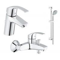 Набор для ванной комнаты Grohe Eurosmart 123238S
