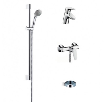 Набор для ванной комнаты Hansgrohe Focus 31933000 для душа