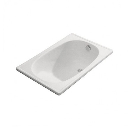 Ванна стальная Koller Pool 105х70 2,5мм без сиденья, без ножек