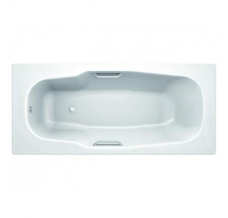 Ванна стальная Koller Pool Atlantica 180х80 3,5 мм, с отверстиями