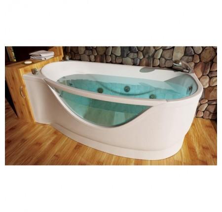 Ванна асимметричная Triton Милена 170х96 левая / правая