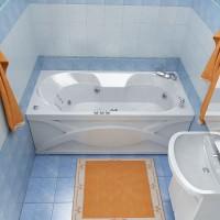 Ванна прямоугольная Triton Валери 170х85