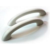 Ручки для ванны Тритон, белые, полиуретан