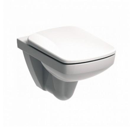 Унитаз подвесной Kolo Nova Pro Rimfree M39018, сиденье дюропласт soft-close