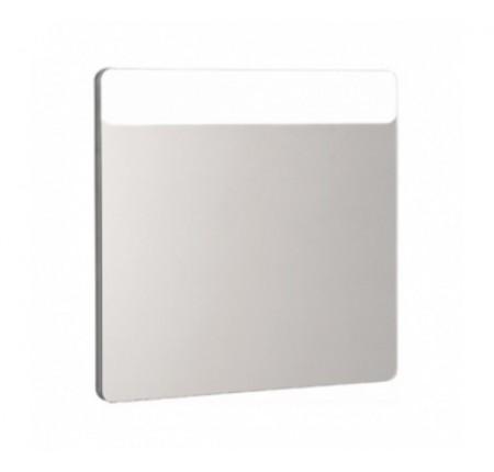 Зеркало Kolo Traffic 88423, белый глянец 70 см