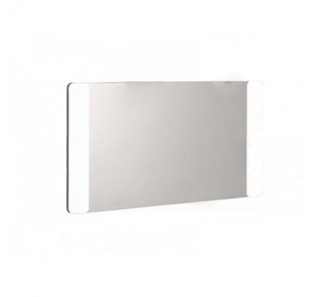 Зеркало Kolo Traffic 88425, белый глянец 120 см