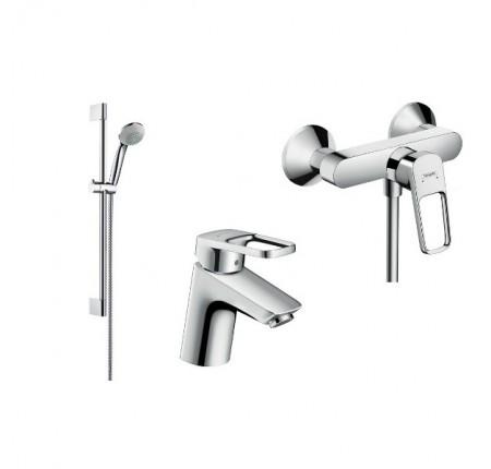 Набор для ванной комнаты Hansgrohe Logis Loop 1052017 для душа