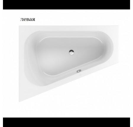 Ванна акриловая Villeroy&Boch LOOP&FRIENDS OVAL 175x135 UBA175LFO9LIV-01 L/R (без ножек)