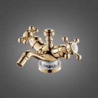 Смеситель для биде DEVIT Charlestone Ceramic 80516142G