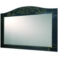 Зеркало Devit Sheffield 5010133BLP, 130см черная патина