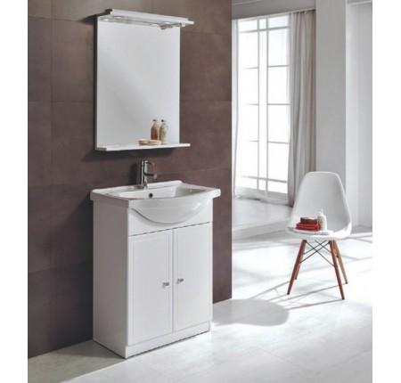 Комплект мебели Devit Vintage 0020122G, 65см серый