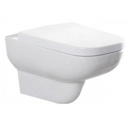 Унитаз подвесной Villeroy&Boch Joyce Direct Flush 5607R001 сиденье soft close