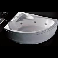Ванна ассиметричная Devit Gredos 15010129 L / R 1530х1030х600 мм