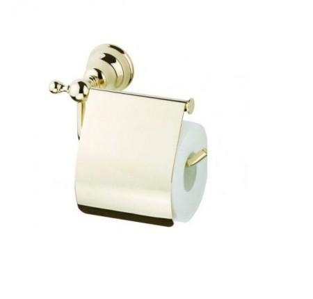 Держатель туалетной бумаги Devit Charlestone 8036142G с крышкой