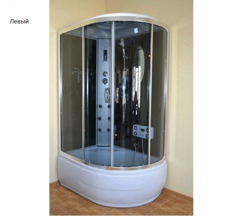 Гидромассажный бокс AquaStream Junior 128 HB L/R 120x85x217 без электроники