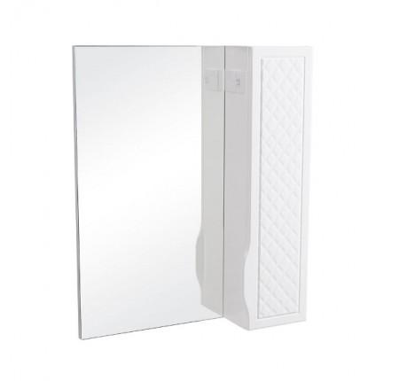 Зеркало Аква Родос Родорс 65 см, без подсветки