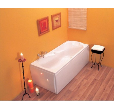 Ванна прямоугольная Vagnerplast Charitka 170x75 VPBA170CHA2X-01/NO